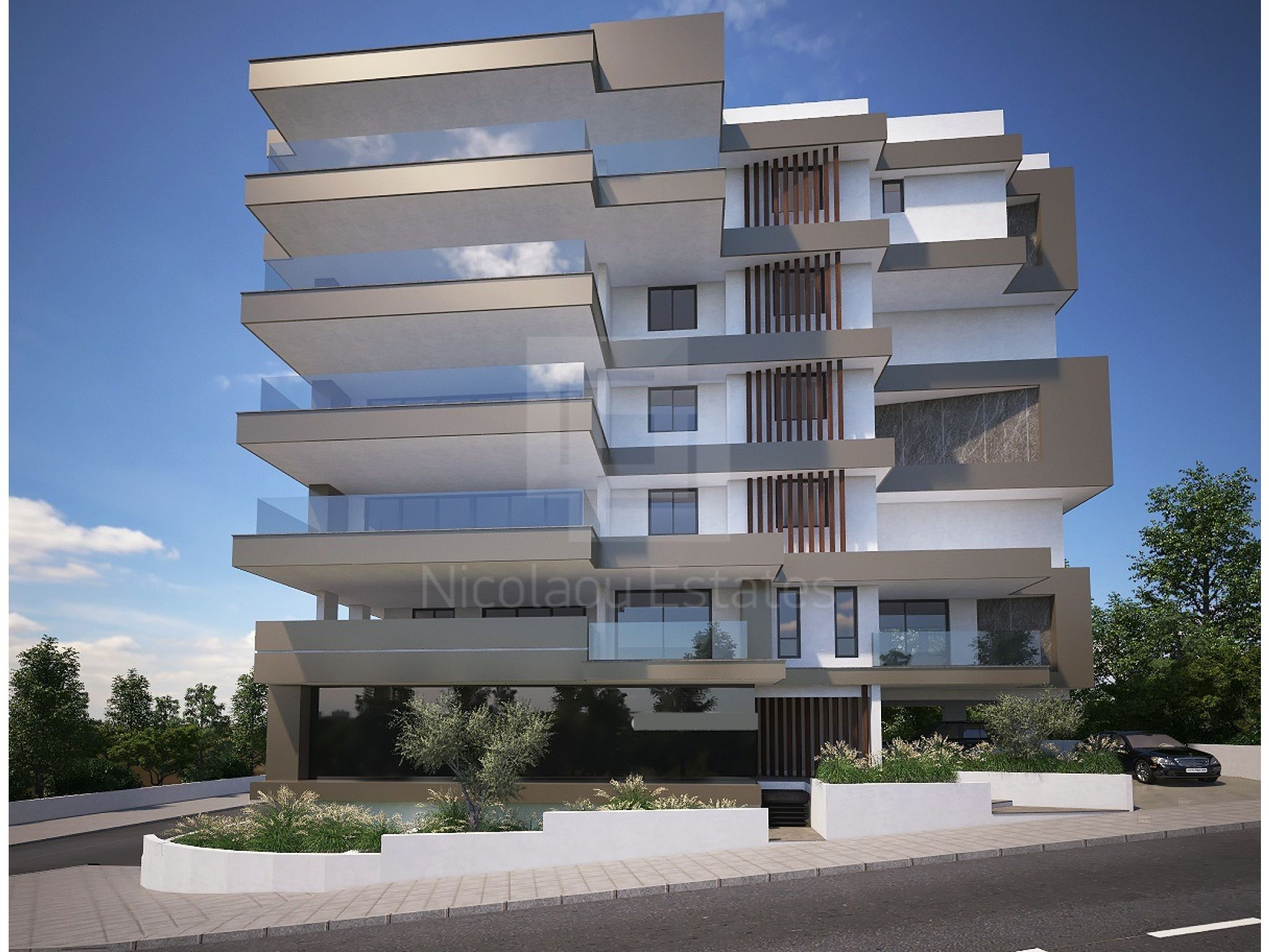 Sold - High tech two bedroom apartment for sale in Agioi ...