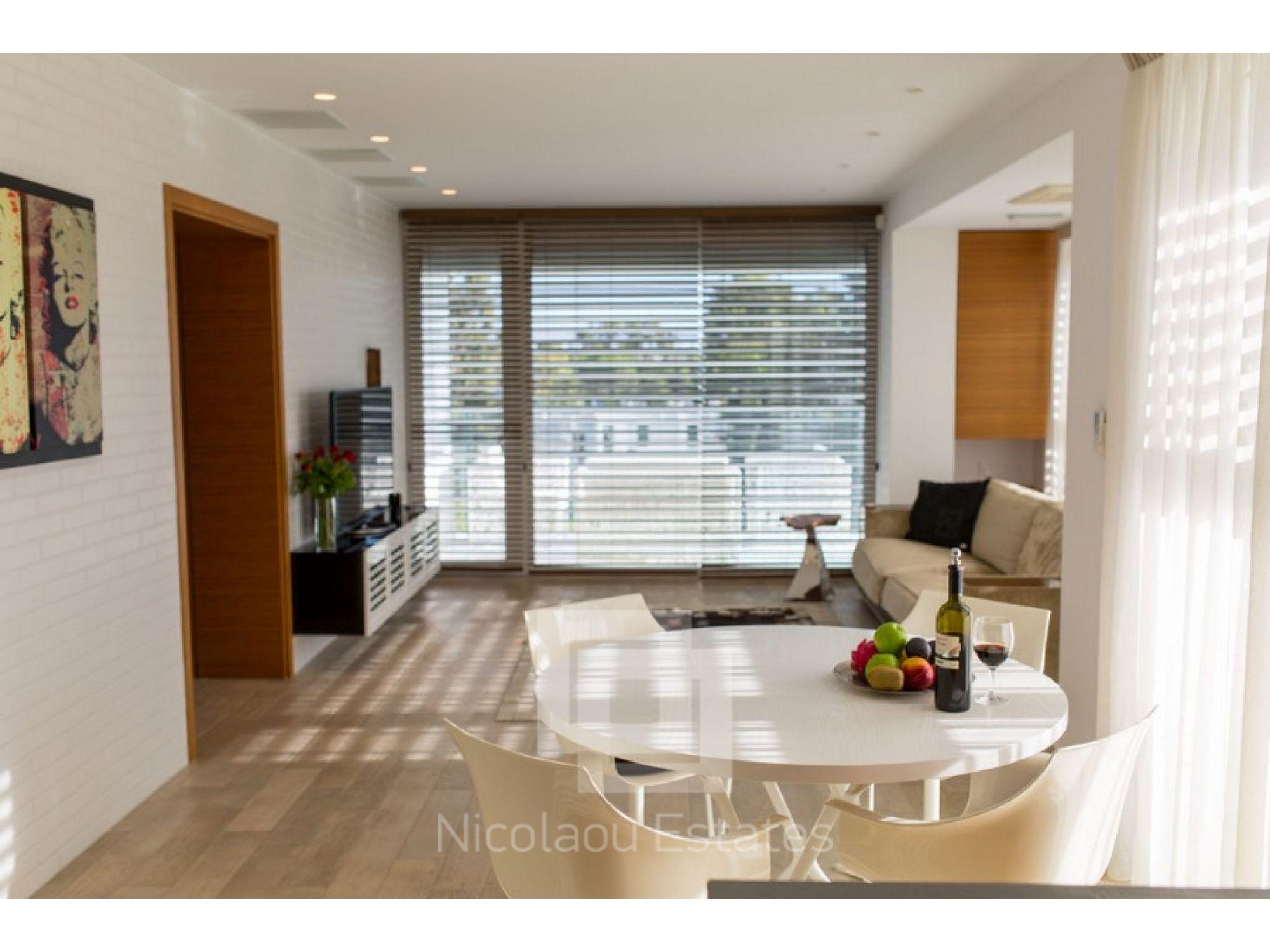 Продажа апартаментов cube residence в лимассоле