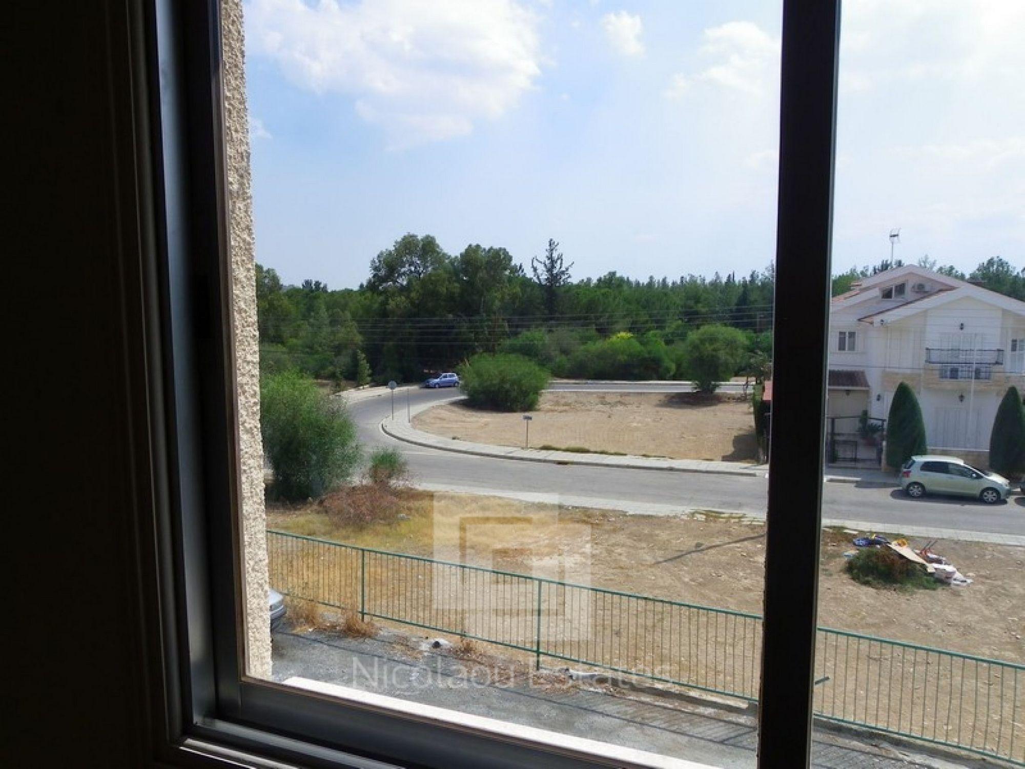 For sale spacious 3 bedroom apartment in aglantzia of for Balcony nicosia