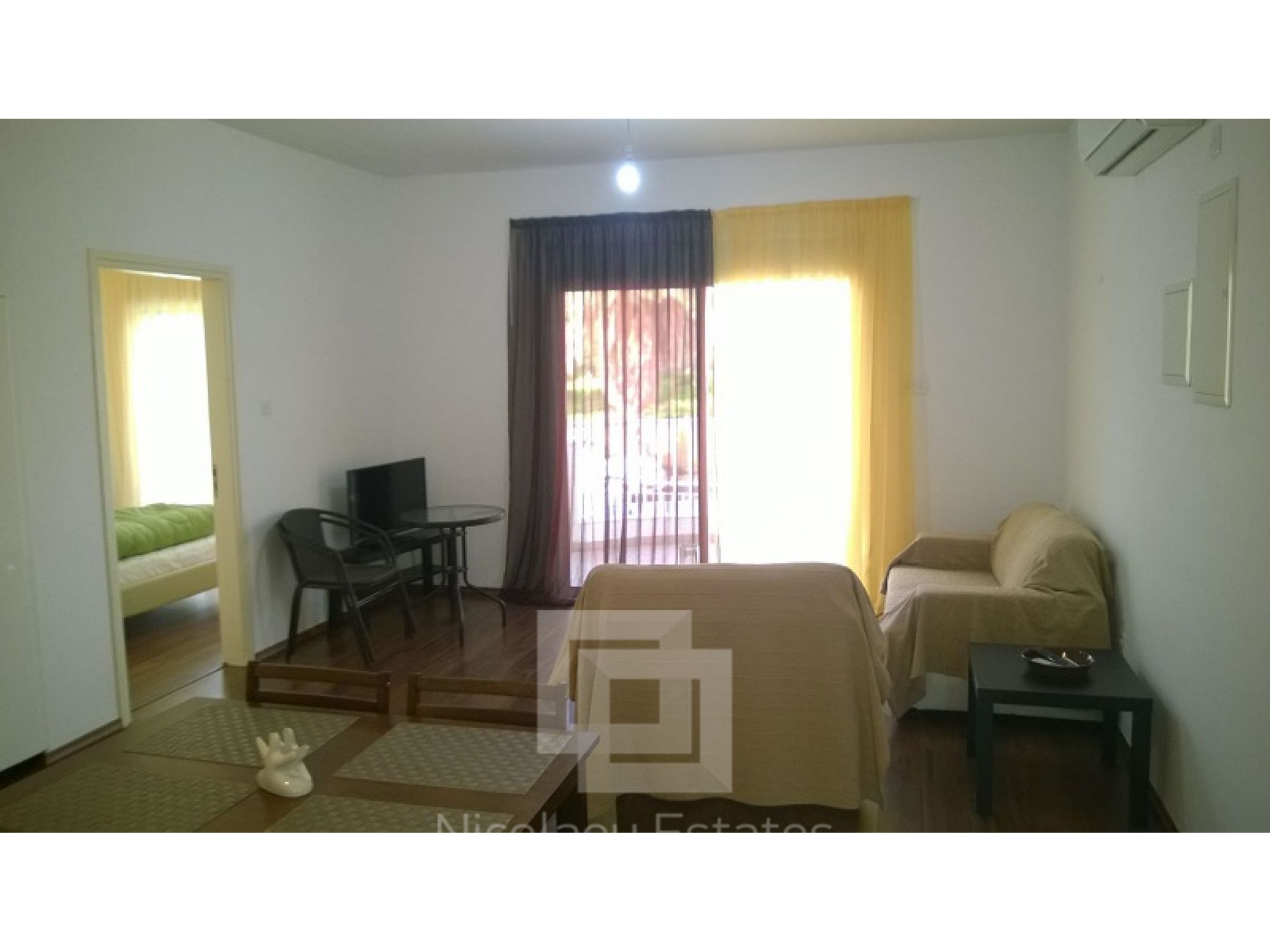 Archived One Bedroom Fully Furnished Apartment For Rent In Germasogia Eur 580