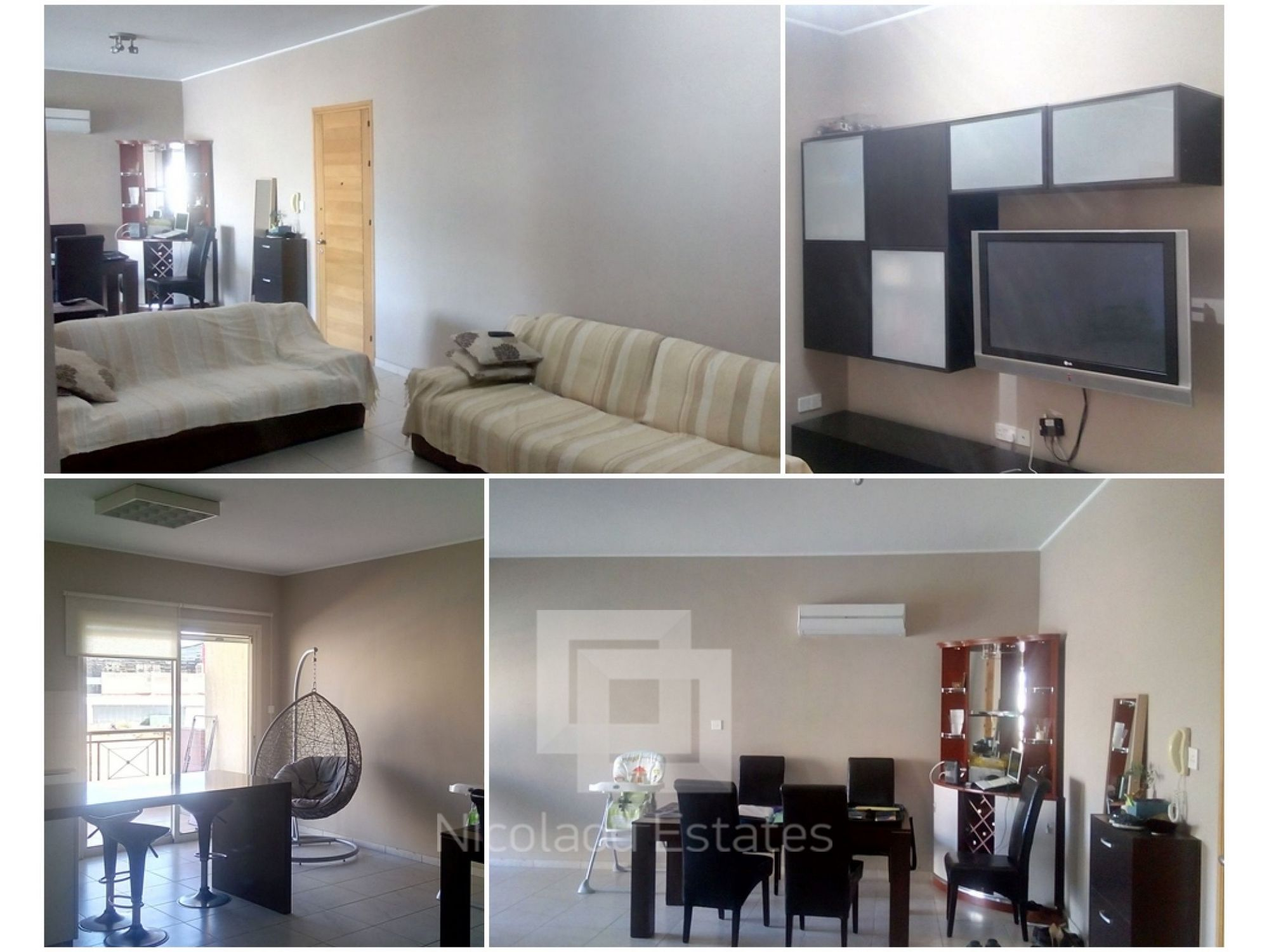 For Sale Spacious 3 Bedroom Apartment In Luxury Complex With Pool In Agios Athanasios Eur