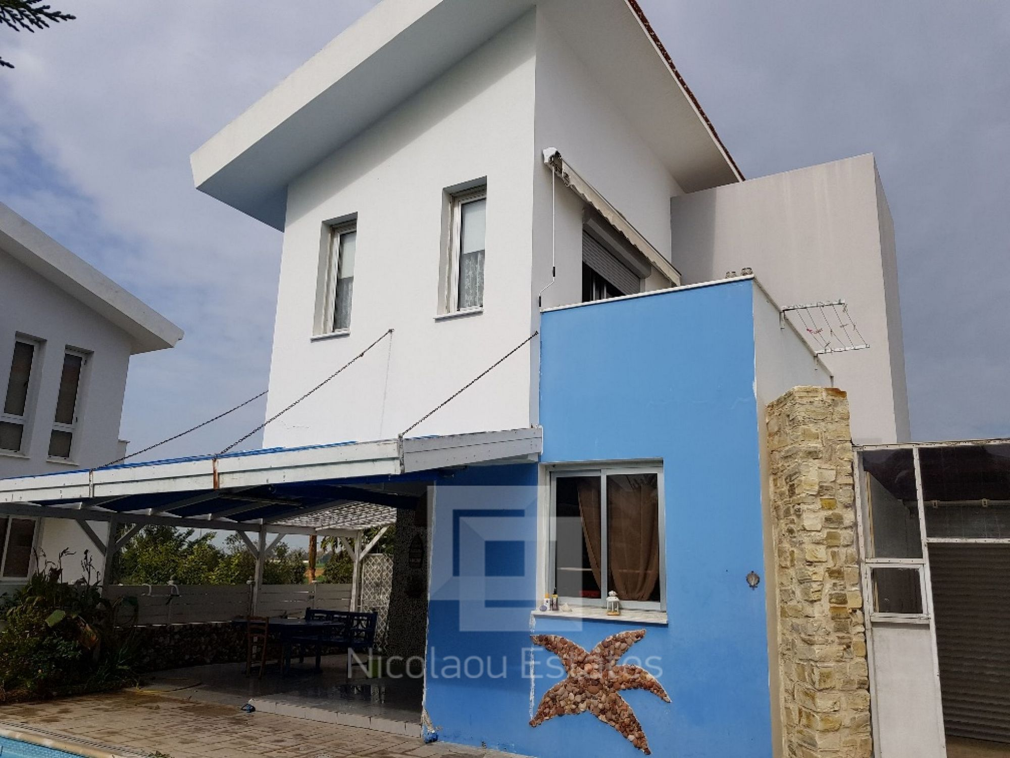 For Sale Beautiful Two Bedroom House With Swimming Pool For Sale