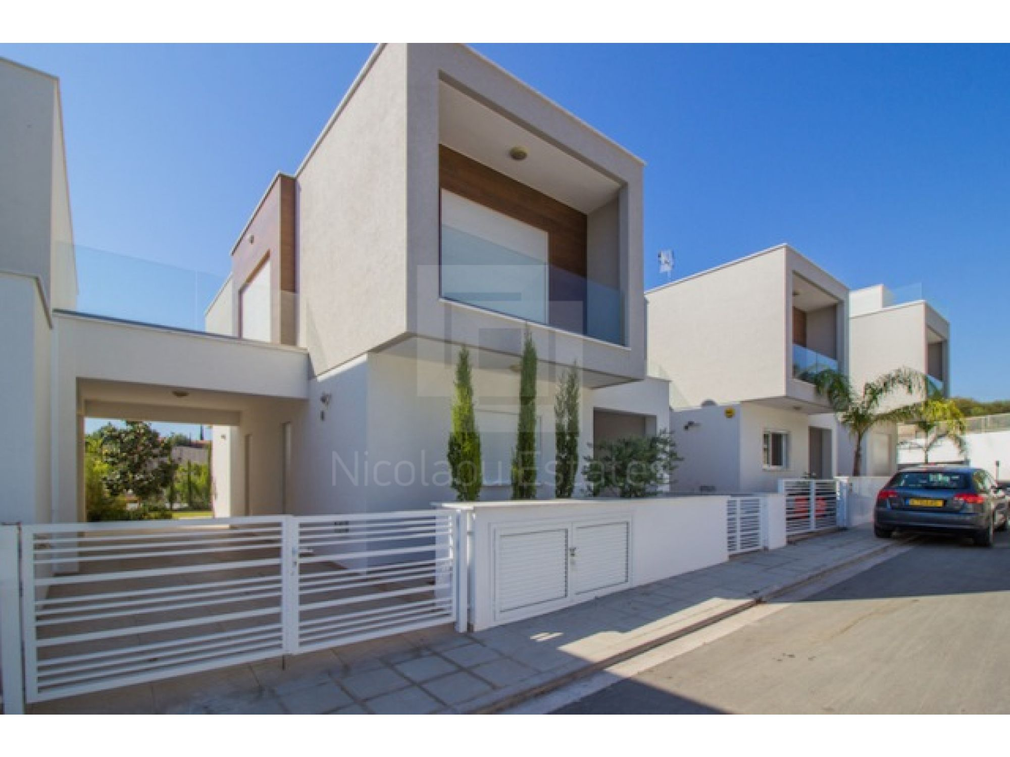 New three bedroom modern house for sale in ypsonas area of limassol